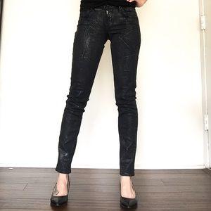Levi's Modern Rise Skinny 25 Demi Curve Jeans